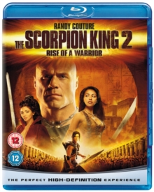 The Scorpion King 2 - Rise of a Warrior, Blu-ray BluRay