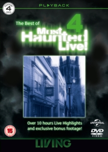 Most Haunted Live: Best Of - 4, DVD  DVD