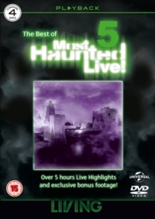 Most Haunted Live: Best Of - 5, DVD  DVD