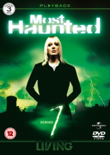 Most Haunted: Complete Series 7, DVD  DVD