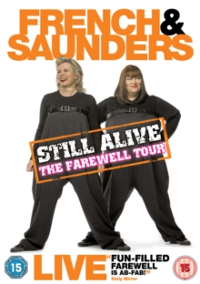 French and Saunders: Still Alive, DVD  DVD