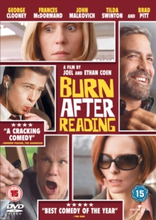 Burn After Reading, DVD  DVD