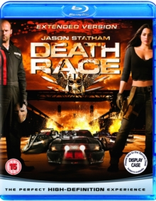 Death Race, Blu-ray  BluRay