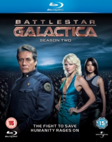 Battlestar Galactica: Season 2, Blu-ray  BluRay