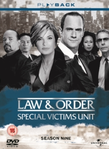 Law and Order - Special Victims Unit: Season 9, DVD  DVD