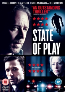 State of Play, DVD  DVD