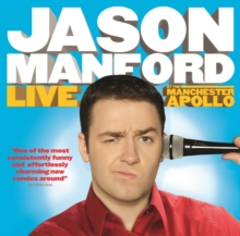 Jason Manford: Live at the Manchester Apollo, DVD  DVD