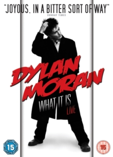 Dylan Moran: What It Is, DVD DVD