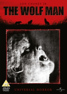 The Wolf Man, DVD DVD