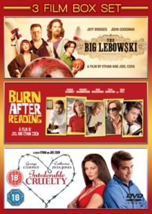 Burn After Reading/The Big Lebowski/Intolerable Cruelty, DVD  DVD