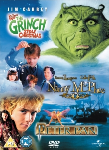 Nanny McPhee/The Grinch/Peter Pan, DVD  DVD