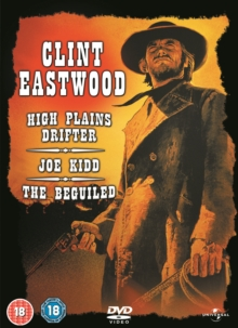 High Plains Drifter/The Beguiled/Joe Kidd, DVD  DVD