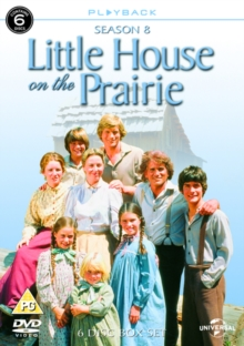 Little House On the Prairie: Season 8, DVD  DVD
