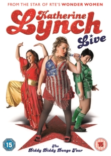 Katherine Lynch: Live - The Diddy Diddy Dongo Tour, DVD  DVD