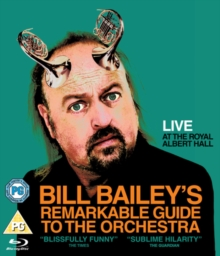 Bill Bailey: Bill Bailey's Remarkable Guide to the Orchestra, Blu-ray  BluRay