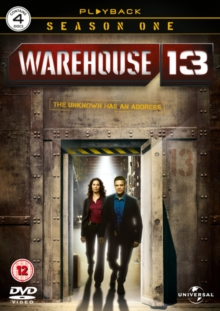 Warehouse 13: Season 1, DVD  DVD