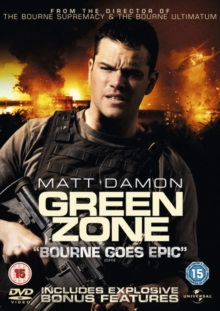 Green Zone, DVD  DVD