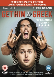 Get Him to the Greek, DVD  DVD