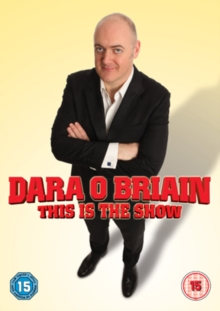 Dara O'Briain: This Is the Show, DVD  DVD