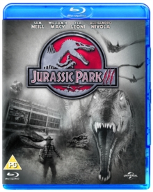 Jurassic Park 3, Blu-ray  BluRay