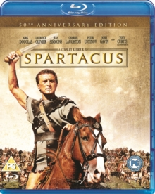 Spartacus, Blu-ray  BluRay