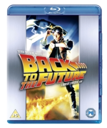 Back to the Future, Blu-ray  BluRay