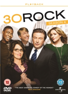 30 Rock: Season 4, DVD  DVD