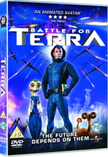 Battle for Terra, DVD  DVD
