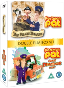 Postman Pat: Pirate Treasure/Great Dinosaur Hunt, DVD  DVD