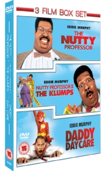 The Nutty Professor/The Nutty Professor 2/Daddy Day Care, DVD DVD