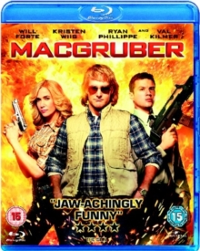 MacGruber, Blu-ray  BluRay