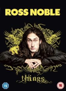 Ross Noble: Things, DVD  DVD