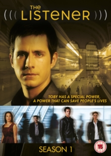 The Listener: Series 1, DVD DVD