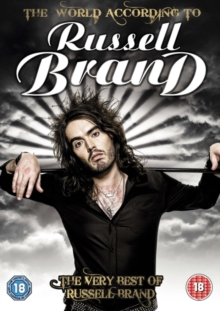 Russell Brand: The World According to Russell Brand, DVD  DVD