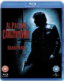 Carlito's Way, Blu-ray  BluRay