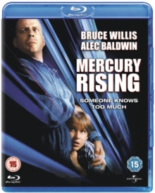 Mercury Rising, Blu-ray  BluRay