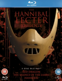 The Hannibal Lecter Trilogy, Blu-ray BluRay