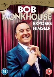 Bob Monkhouse: Exposes Himself, DVD  DVD
