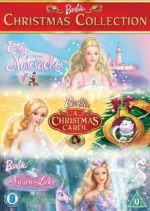 Barbie: Christmas Collection - A Christmas Carol and Nutcracker, DVD  DVD