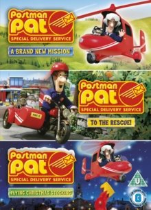 Postman Pat - Special Delivery Service: Collection, DVD  DVD