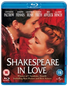 Shakespeare in Love, Blu-ray  BluRay