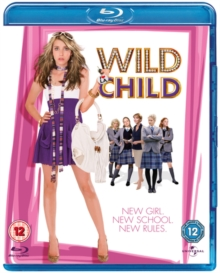 Wild Child, Blu-ray  BluRay