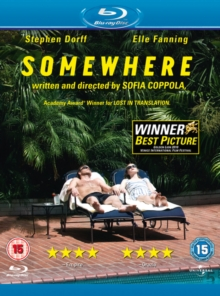 Somewhere, Blu-ray  BluRay