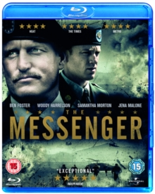 The Messenger, Blu-ray BluRay