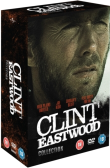 Clint Eastwood Collection, DVD  DVD