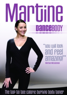 Martine McCutcheon: Dance Body Workout, DVD  DVD