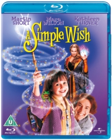 A   Simple Wish, Blu-ray BluRay