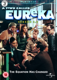 A   Town Called Eureka: Season 4.0, DVD DVD