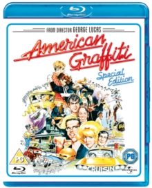 American Graffiti, Blu-ray  BluRay