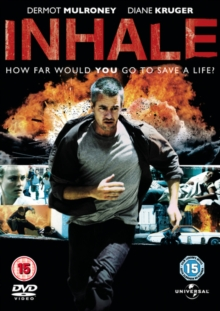 Inhale, DVD  DVD